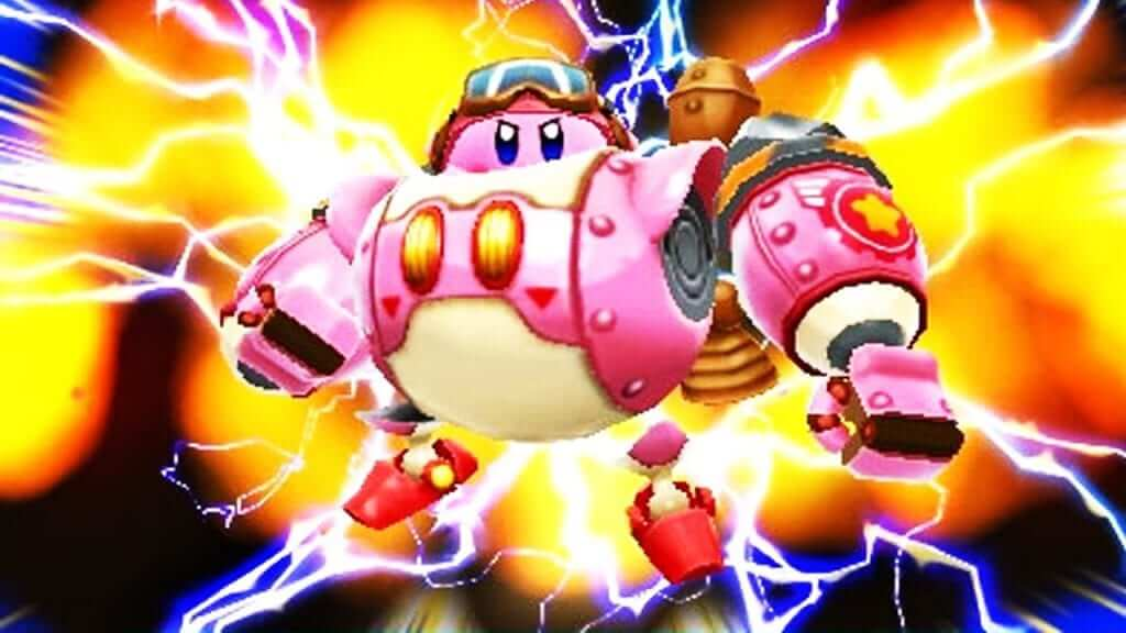 Kirby: Planet Robobot Trailer Previews World 4