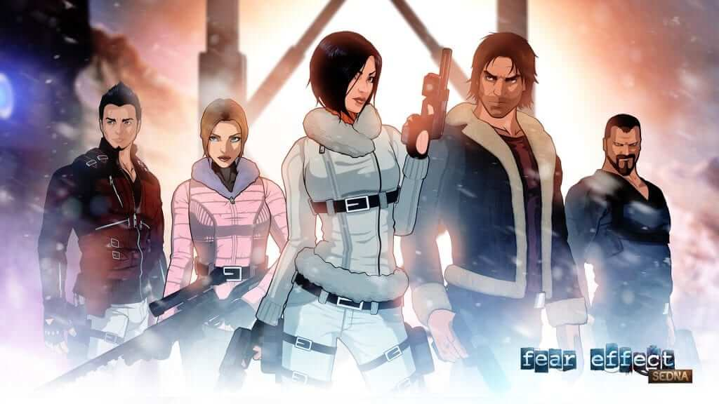 Fear Effect Sedna Kickstarter Offers New Rewards