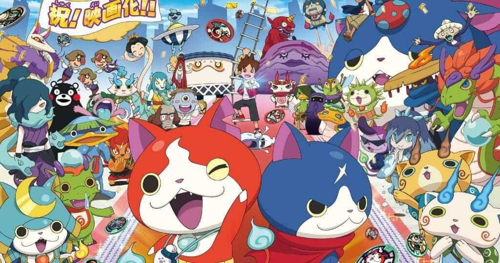 Yo-Kai Watch 2 Will Land in North America on September 30