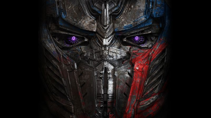 Both Optimus Prime and Megatron have sported purple eyes in teasers. Is dark energon coming?
