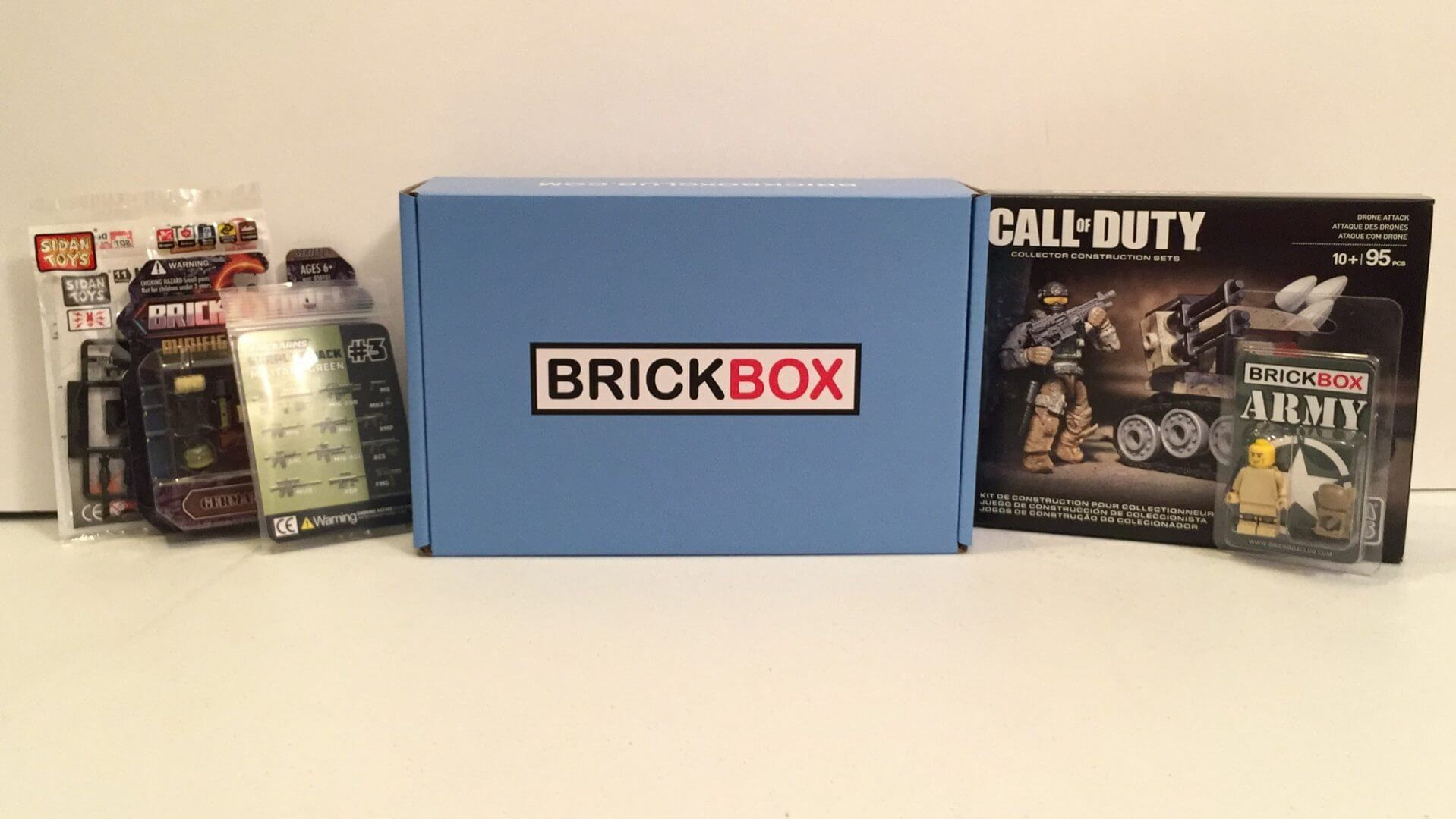 BRICKBOX:  May 2016 Review - Army