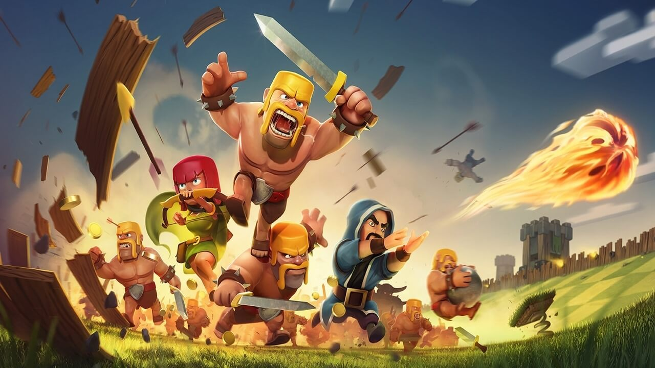 Clash of Clans Developer Bought by Tencent for $8.6 Billion