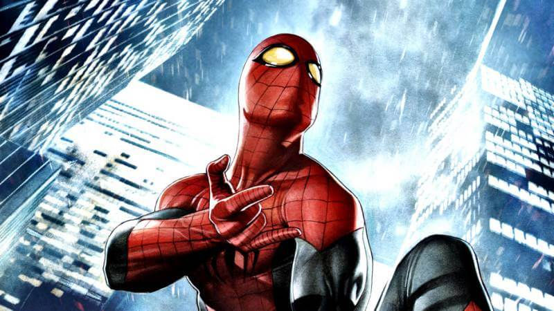 The Spider-Man animated movie could be something completely new.