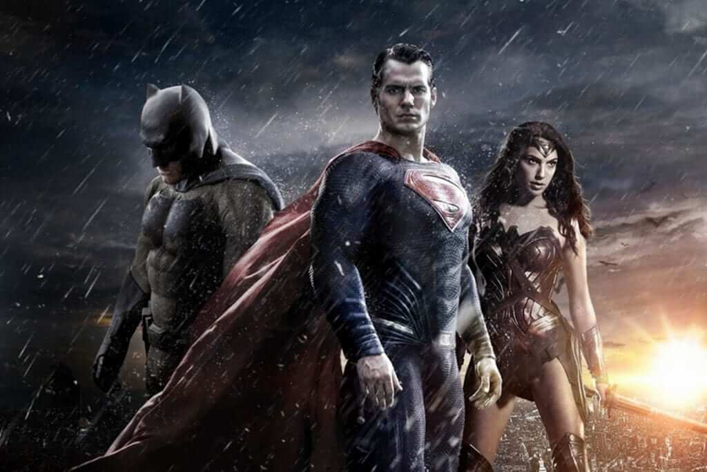 Justice League Part 1 Gets New Title