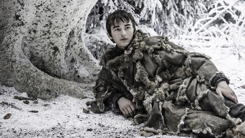 This picture of Bran casually reclining is your last chance to turn back.