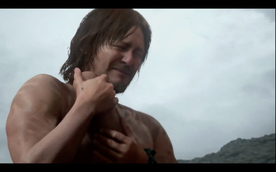 Sony Reveals Death Stranding At E3 2016