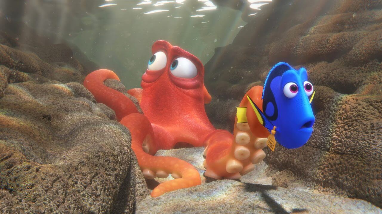 'Finding Dory' Stays Afloat At The Box Office