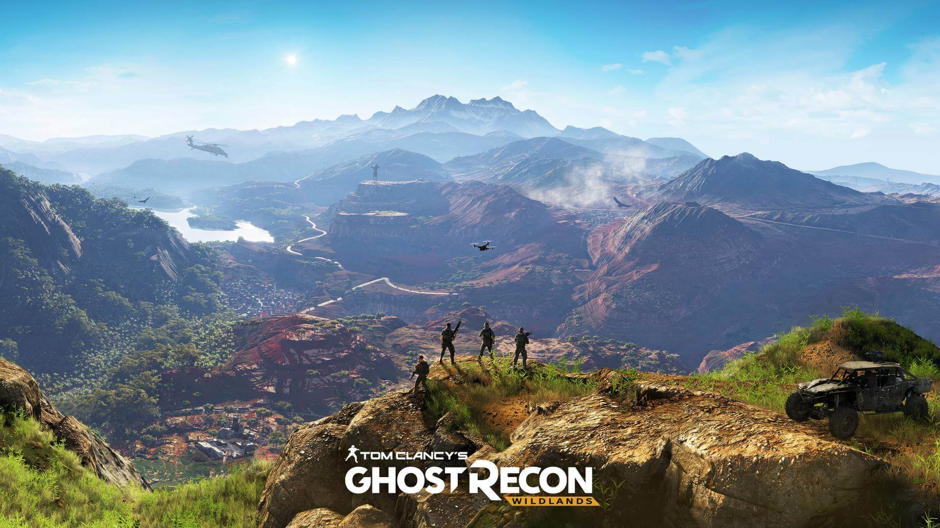 E3 2016: Ghost Recon Wildlands Gameplay Revealed