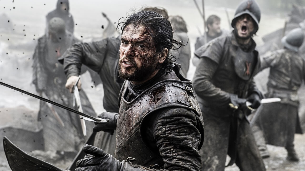 Game of Thrones: Jon Snow's Father Revealed by HBO Infographic