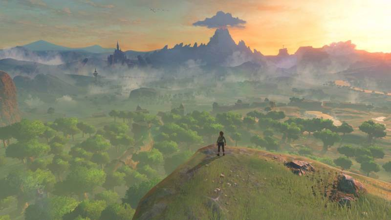 The Legend of Zelda: Breath of the Wild was the star of E3 2016.