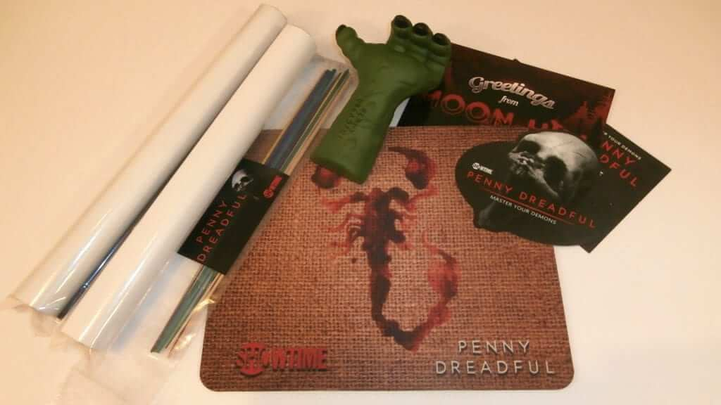 Box of Dread: May 2016 Review - Penny Dreadful