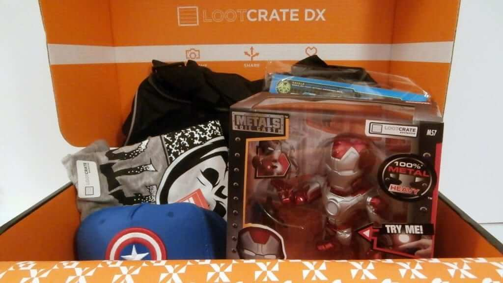 Loot Crate DX: