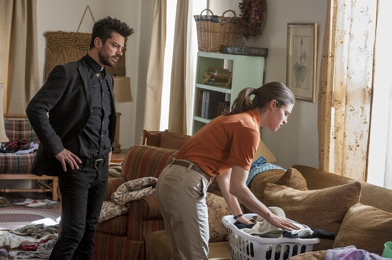 Jesse and Emily in Preacher