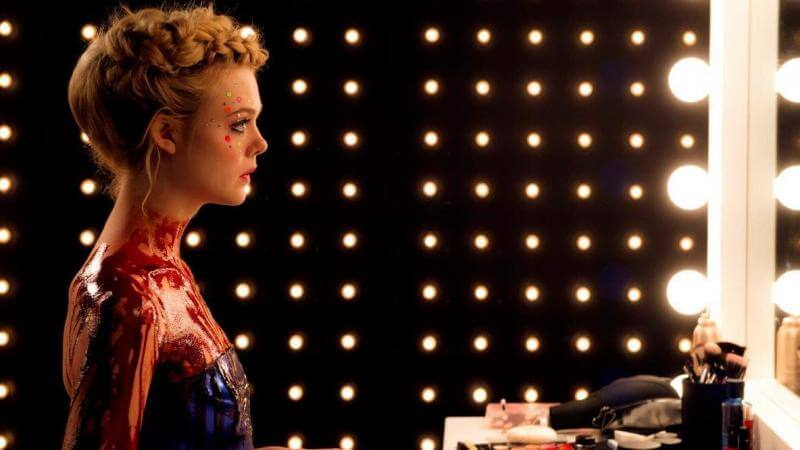 The Neon Demon is visually stunning but thematically shallow