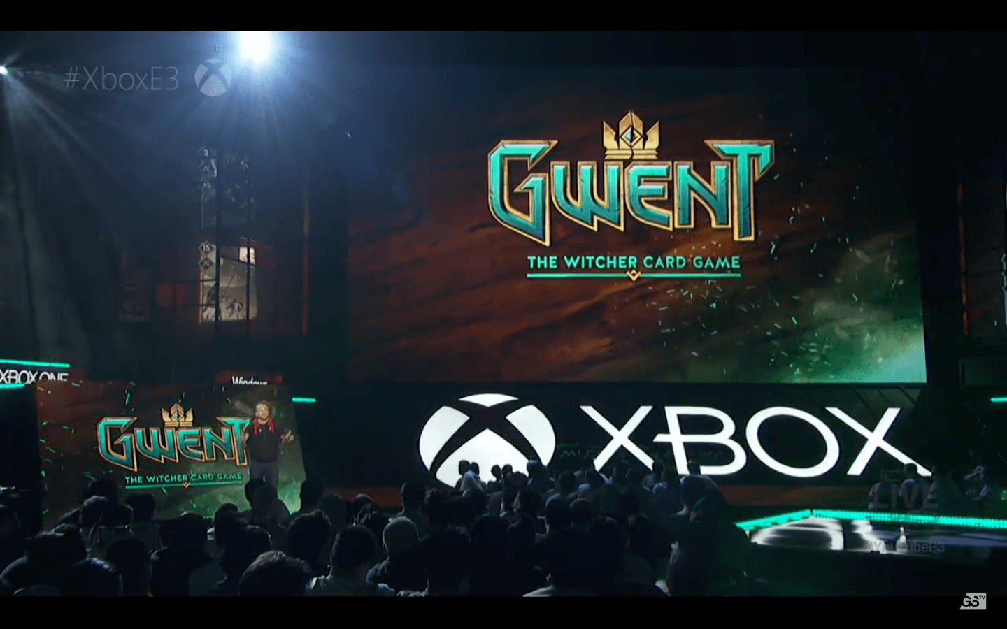 E3 2016: Gwent - The Witcher Card Game Announced