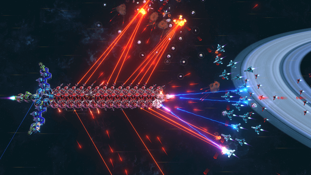 Space Run Galaxy works with a tried-and-true formula.