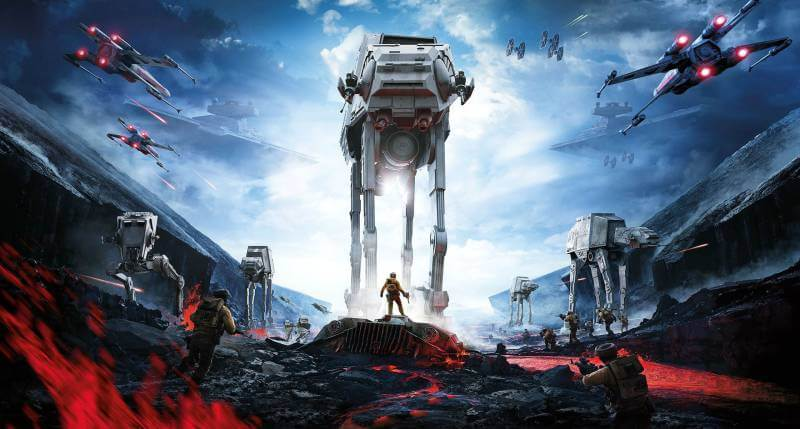 We didn't get the Star Wars Battlefront we wanted last year, but maybe we will soon.