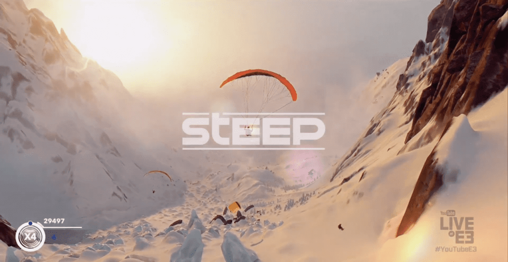 E3 2016: Ubisoft Announces Open World Sports Game Steep
