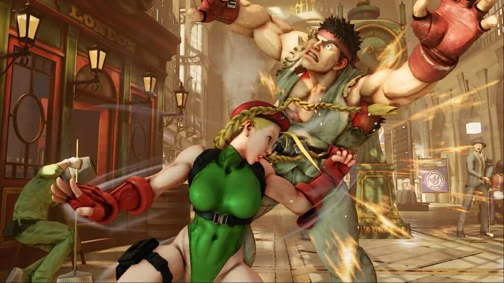 Street Fighter V Adds Story Mode Update