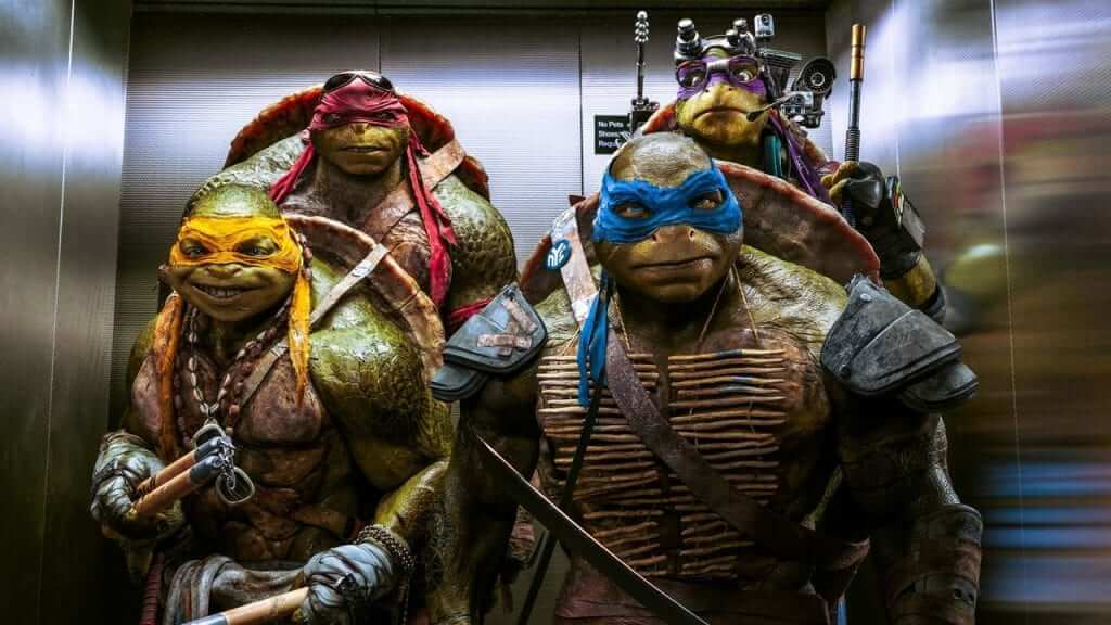 Teenage Mutant Ninja Turtles: Out of the Shadows Review