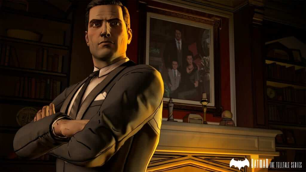 Telltale's Batman Will Release All Five Episodes In 2016