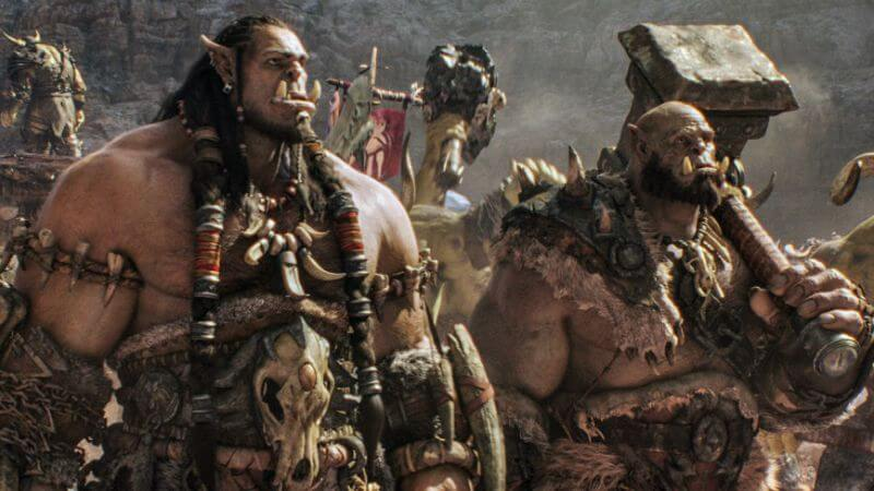 Plot points, such as why the orcs leave their homeland, are only glossed over in Warcraft
