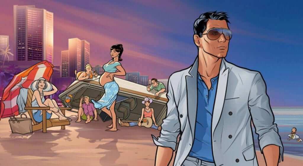 Archer Producers Want Jon Hamm for Film