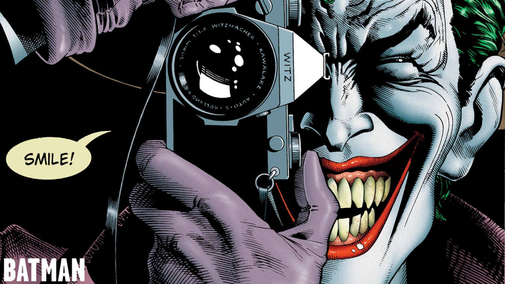 The Killing Joke Premiering at SDCC?