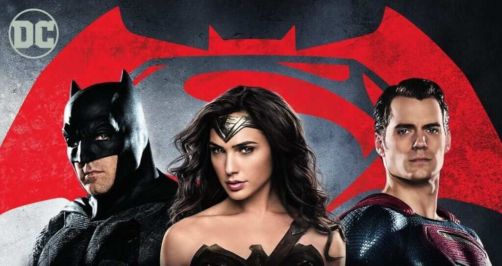 Batman v Superman Ultimate Edition Trailer and Blu-ray Details