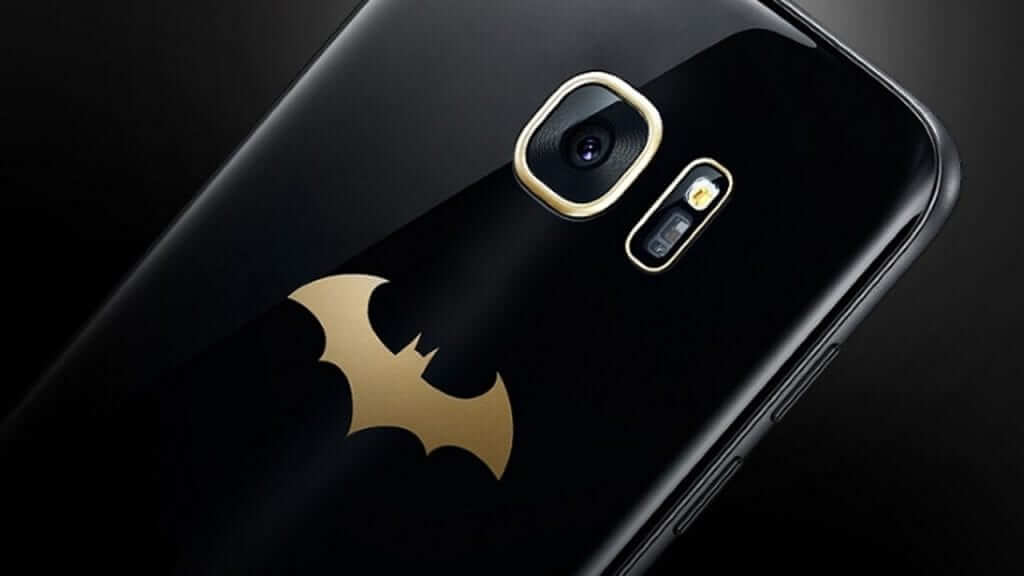 Samsung Producing Galaxy S7 Batphone