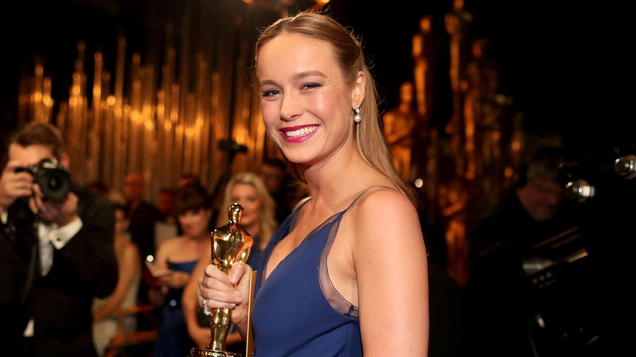 Brie Larson Could Soon Be Our Captain Marvel