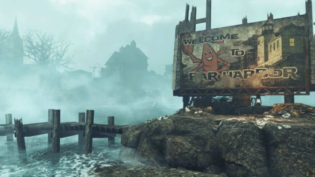 Fallout 4: Far Harbor DLC Fix For PS4