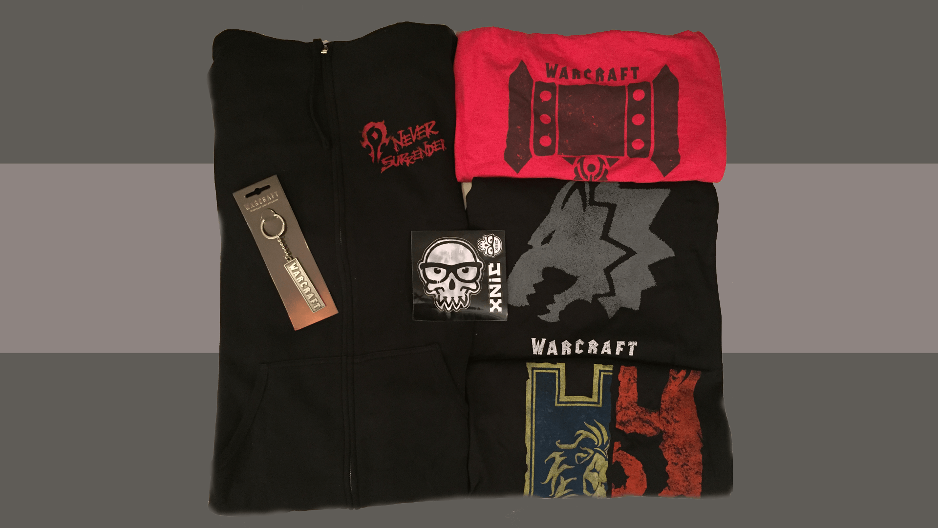 J!NX: World of Warcraft Apparel and Accessories - Review