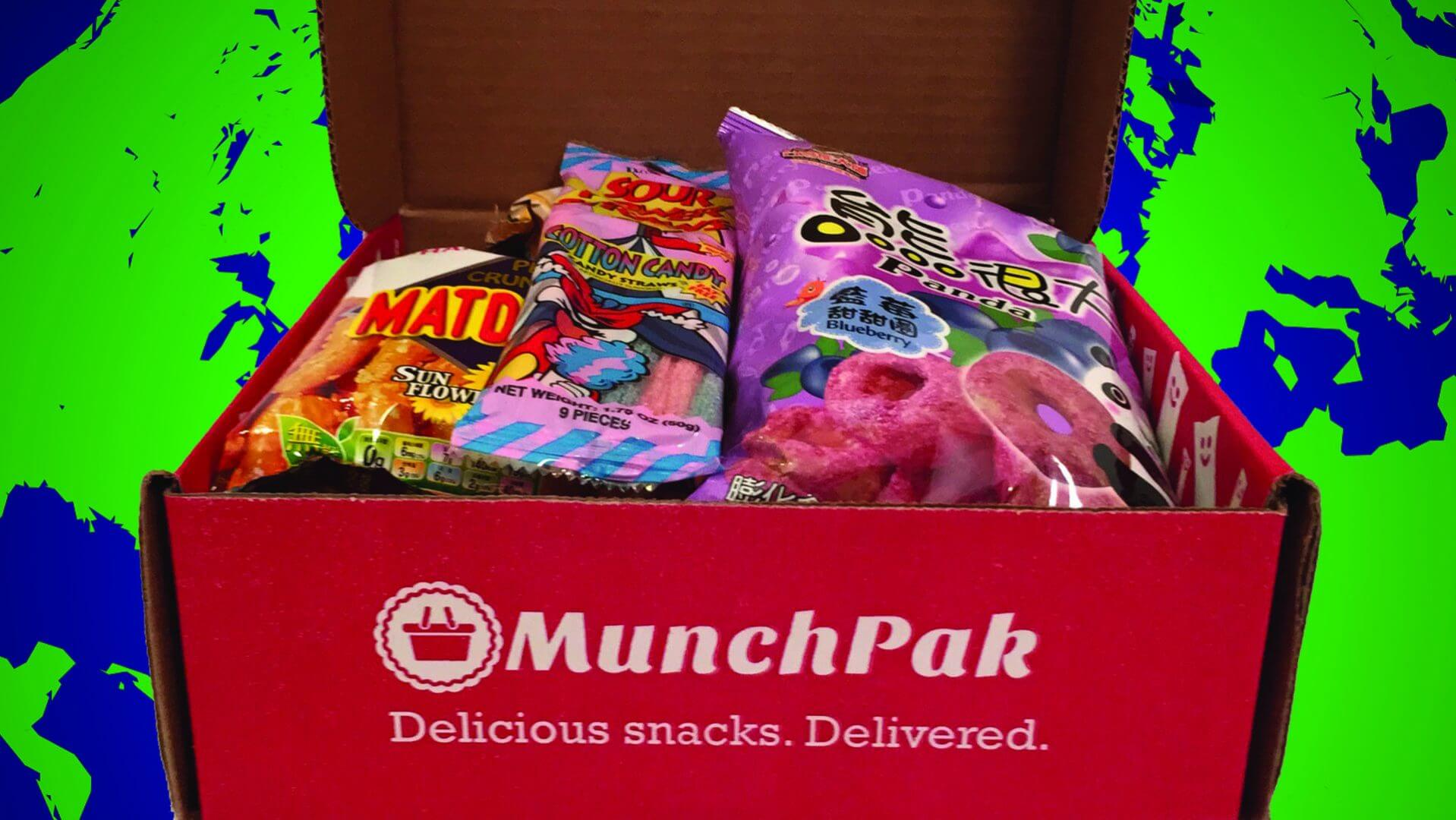 Munchpak: Yummy Global Snack Experience - Review