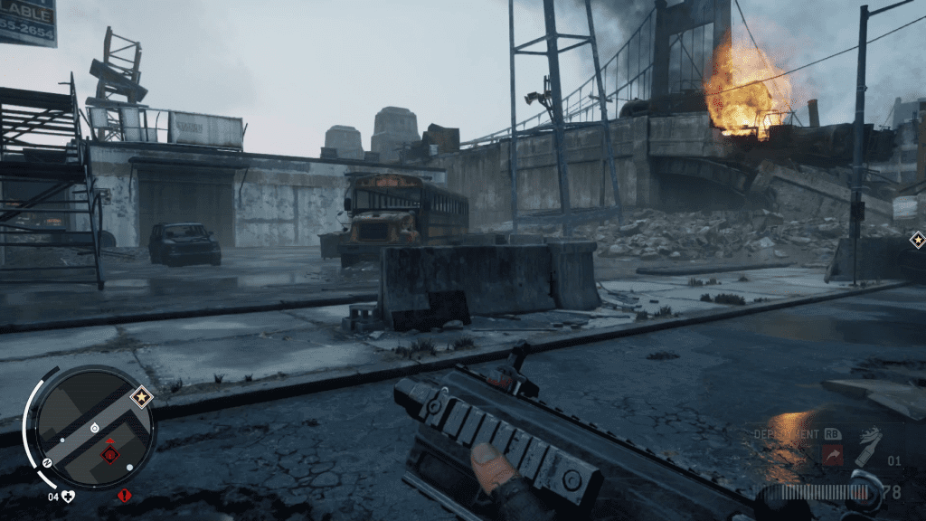 Outside Of The Yellow Zones, Homefront: The Revolution Looks Fairly Dull