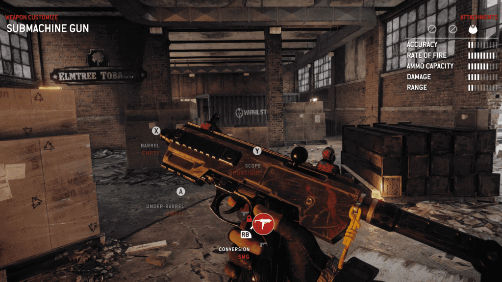 Being Able To Modify Weapons In Combat Allows You To Adapt To The Situation