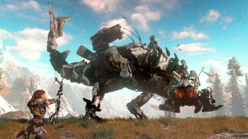 Sony may have another hit on its hands with Horizon Zero Dawn.