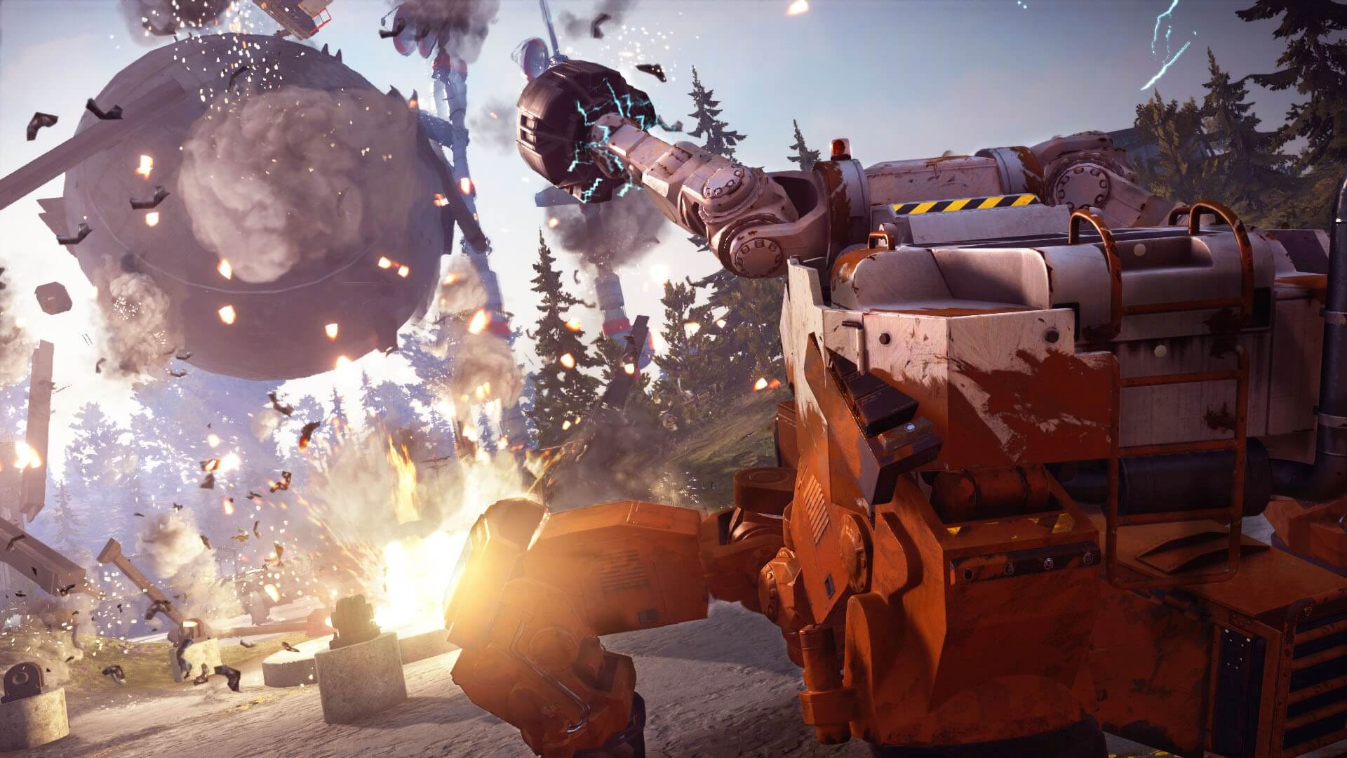 Just Cause 3: Mech Land Assault DLC Review