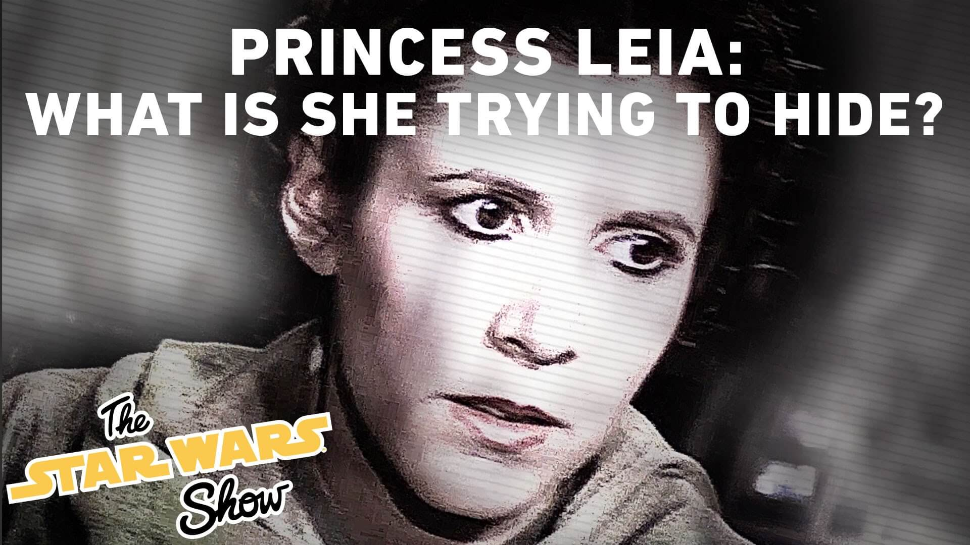 Princess Leia Has An Attack Ad Directed At Her