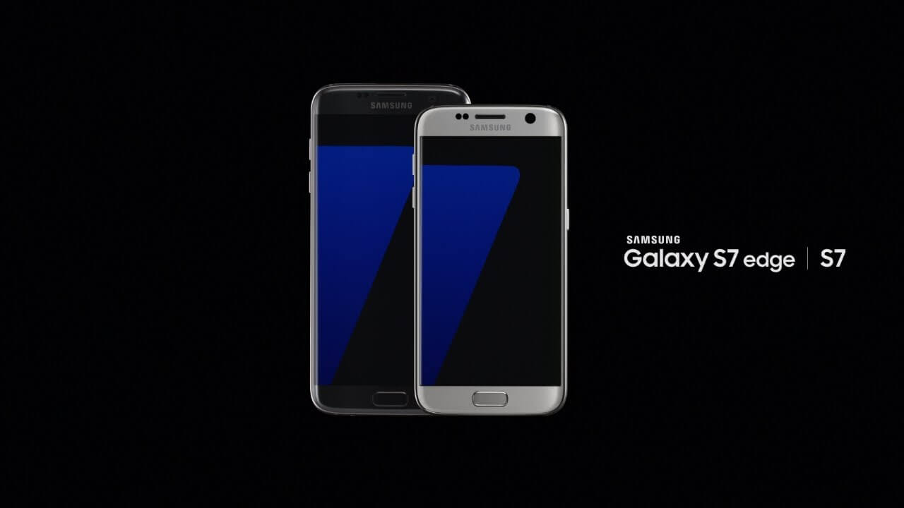Samsung Galaxy S7 and S7 Edge Now Available Unlocked