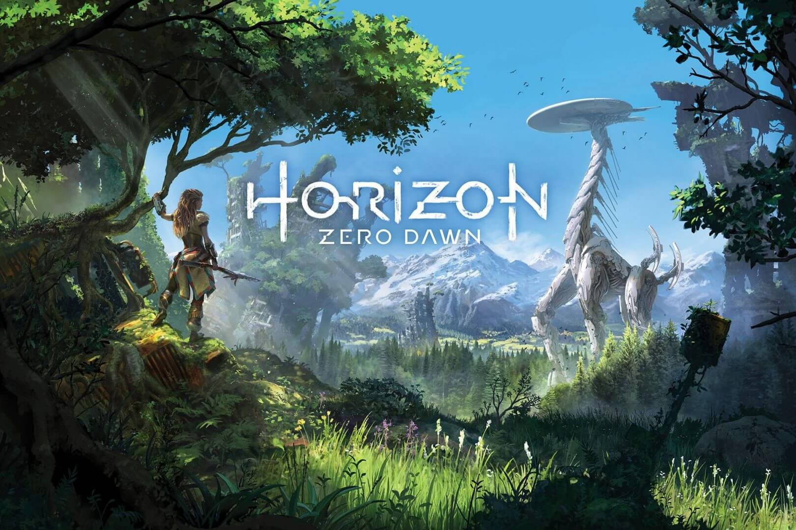 Horizon Zero Dawn Delayed to 2017, New Trailer Released