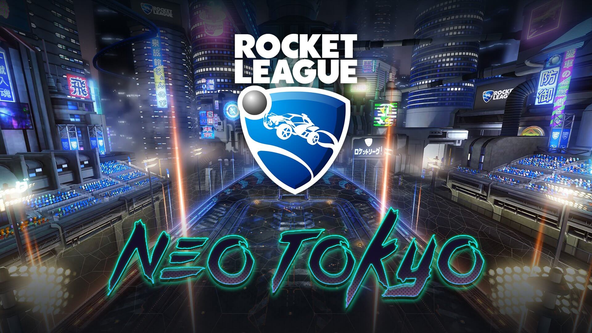 Giant Rocket League Update Neo Tokyo Incoming