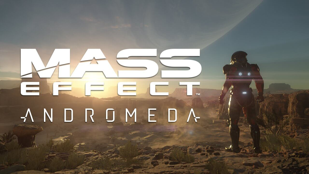 E3 2016: Mass Effect Andromeda New Footage