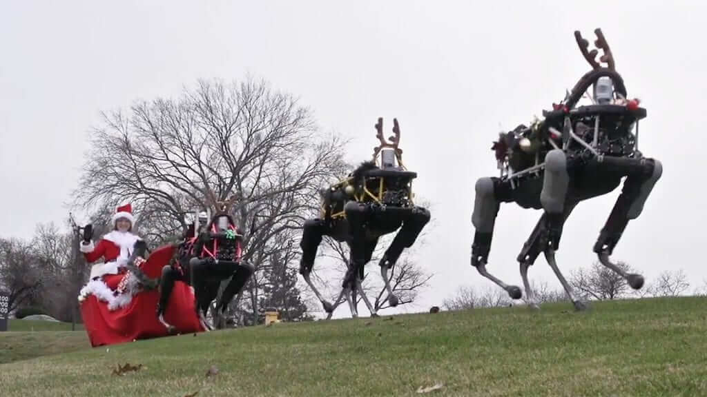 Boston Dynamics Unveils New Dogbot SpotMini