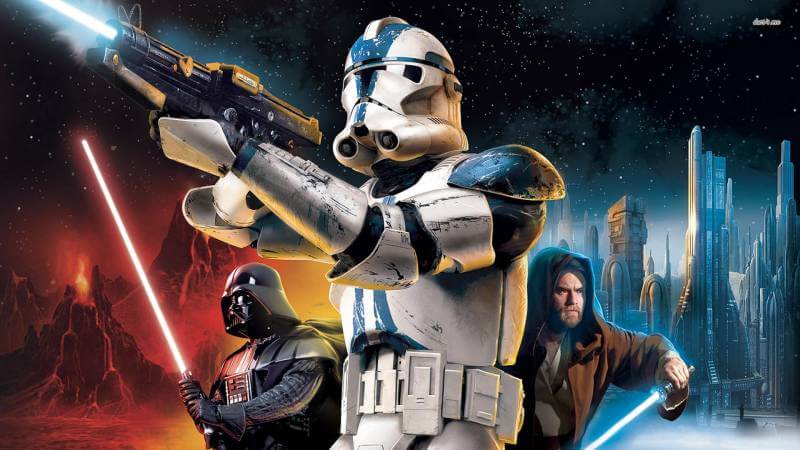 Maybe we can get another game as great as Star Wars Battlefront 2.