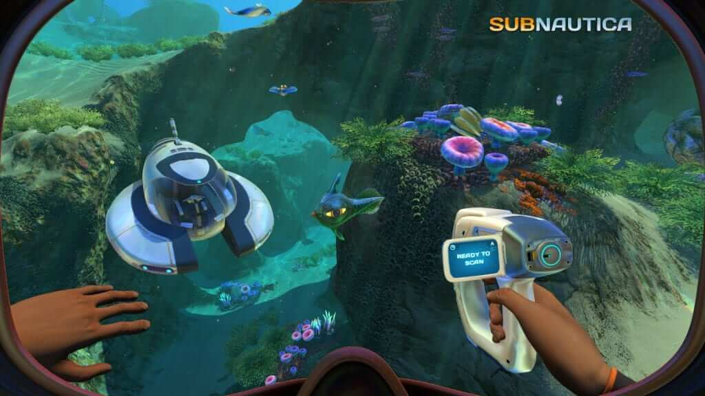 Subnautica Early Access Review