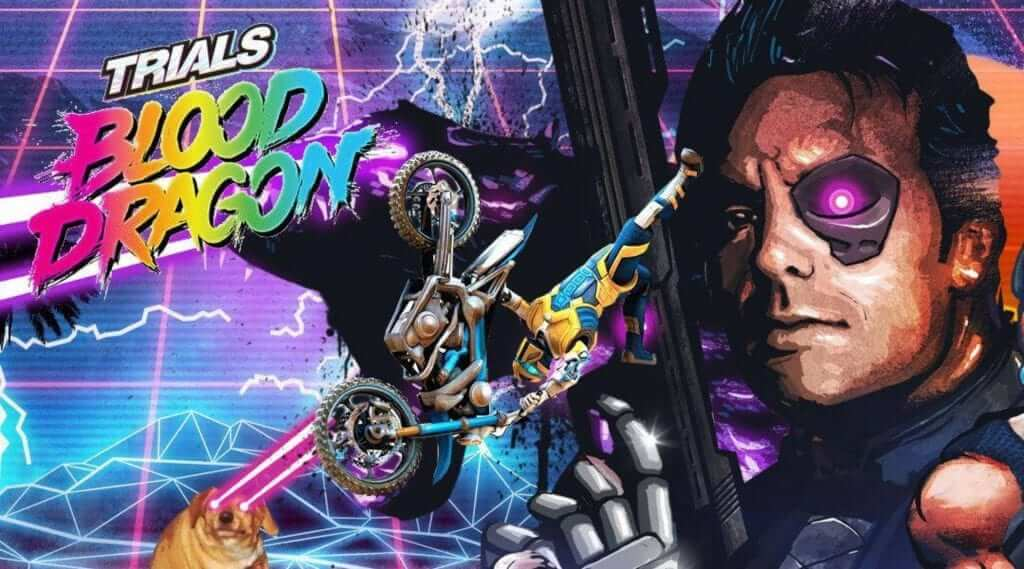 E3 2016:Trials of the Blood Dragon Available Now