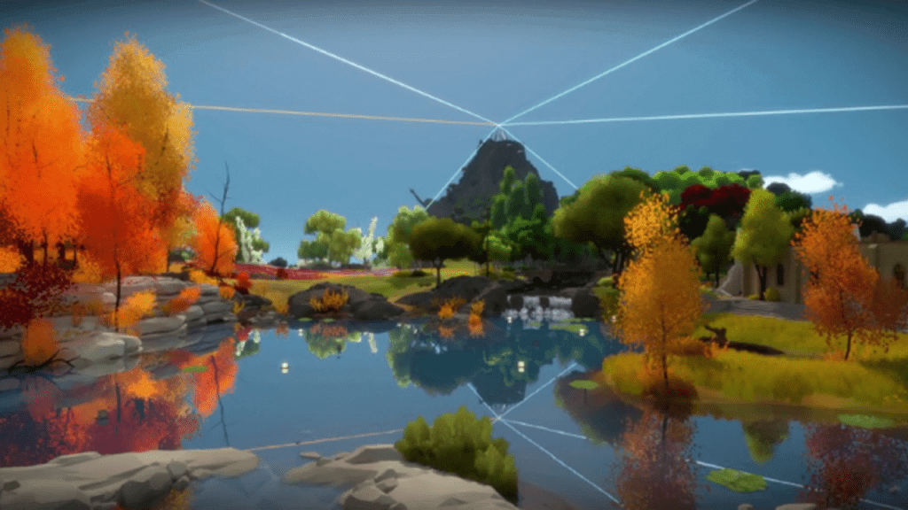 PS4's The Witness Now On NES. Sort of.