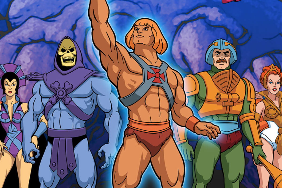 New He-Man Episode to Appear at Comicon