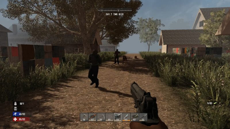 7 Days to Die Gameplay